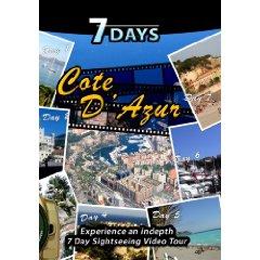 Cote D' Azur - Travel Video.