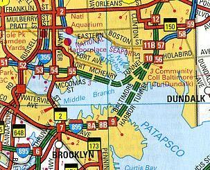 "Washington DC ""50 Mile Radius"" America."