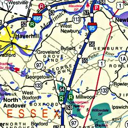 """Nashua """"CitySlicker"""" New Hampshire, America."""
