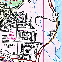 Newport and Bristol Counties, Rhode Island, America.