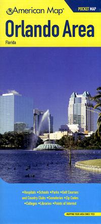 ORLANDO (Metropolitan Area), Florida, America.