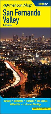San Fernando Valley, California, America.
