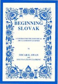 Beginning Slovak Audio CD Language Course.