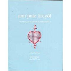 Let's Speak Creole Language Audio CD Course.