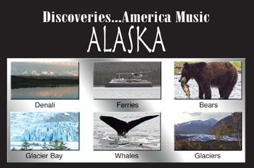 Discoveries...America Music, Alaska - Travel Video.
