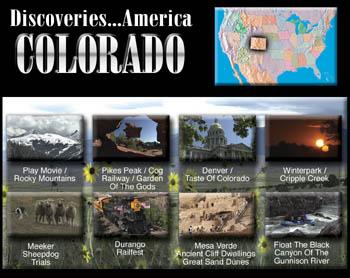 Discoveries Colorado - Travel Video.