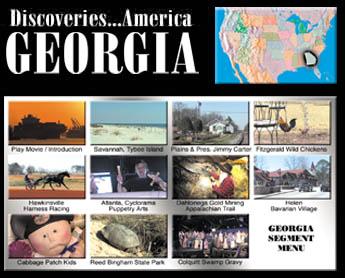 Discoveries...America, Georgia.