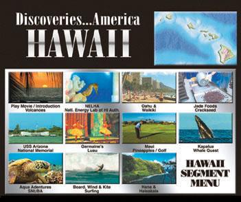 Discoveries...America, Hawaii.
