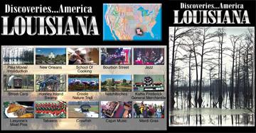 Discoveries...America, Louisiana.
