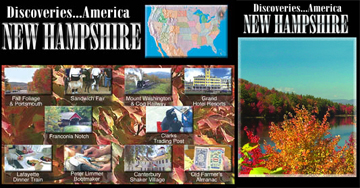 Discoveries...America...New Hampshire.