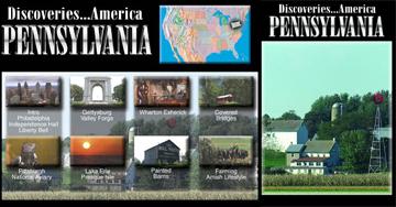 Discoveries...America, Pennsylvania.