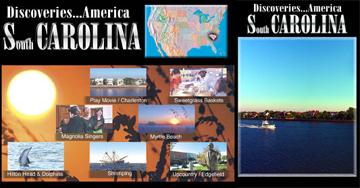 Discoveries...America, South Carolina.