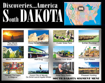 Discoveries...America, South Dakota.