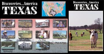 Discoveries...America, Texas.