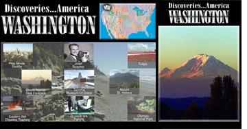 Discoveries...America, Washington.