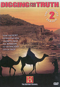 The Complete Season 2 Disc 2 Roanoke The Lost Colony, Clepopatra The Last Pharaoh and City of the Gods - Travel Video.