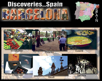 Discoveries Spain: Barcelona - Travel Video.