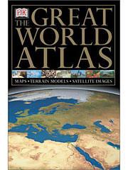 "Dorling Kindersley ""Great World Atlas""."