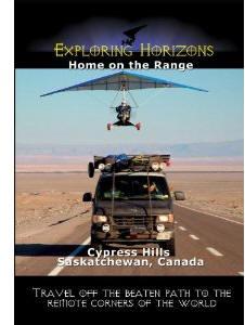 Home on the Range - Cypress Hills Saskatchewan, Canada - Travel Video.