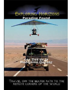 Paradise Found - Les Iles de la Madeleine Quebec - Travel Video.