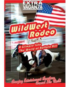 Wild West Rodeo Wyoming USA.
