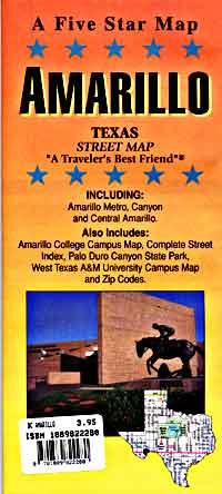 Amarillo, Texas, America.