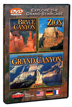 Explore The Grand Staircase: Bryce, Zion & North Rim of the Grand Canyon - Travel Video.