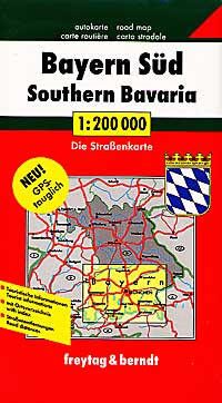 Southern and Central Bavaria Region #1.