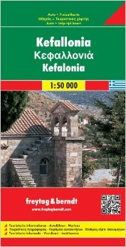 Kefalonia Island, Greece.