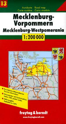 Mecklenburg/Vorpommern Region #13.
