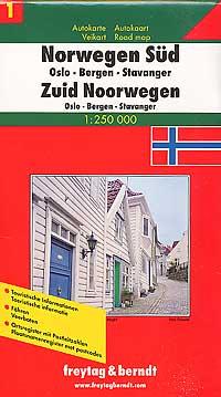 South Norway (Oslo/Bergen/Stavang) #1.