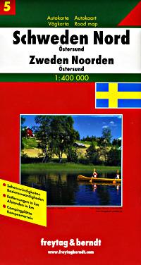 Central North (Ostersund) Sweden #5.