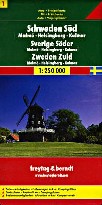 Southern (Gotland) Sweden #1.