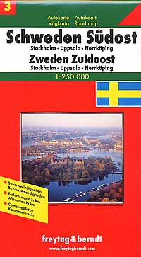 Southeast (Stockholm) Sweden #3.