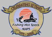 Minnesota Fishing Maps by Fishing Hot Spots.