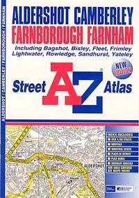 Aldershot Street ATLAS, England, United Kingdom.