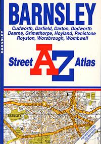 Barnsley Street ATLAS, England, United Kingdom.