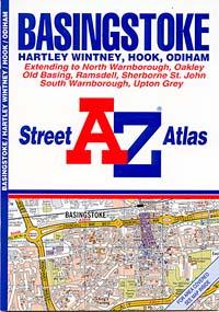 Basingstoke Street ATLAS, England, United Kingdom.