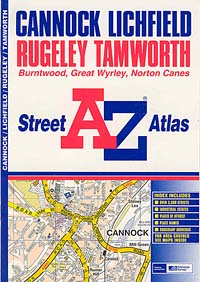 Cannock Street ATLAS, England, United Kingdom.