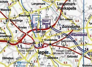 Benelux Tourist Road ATLAS.