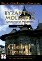 Churches of Moldavia (BYZANTINE MOLDAVIA) Romania - Travel Video.
