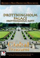 Drottningholm Palace (Drottingholm Slott) Sweden - Travel Video.