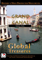 Grand Canal Venice, Italy - Travel Video.