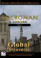 Locronan (Lokorn Bretagne) France - Travel Video.