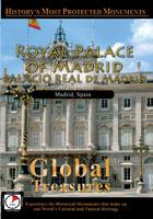 Royal Palace of Madrid (Palacio Real De Madrid) Spain - Travel Video.