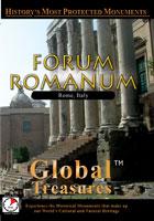The Forum of Rome (Forum Romanum) - Travel Video.