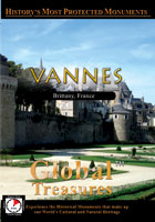 Vannes Bretagne, France - Travel Video.