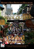 Vieux Quebec, Canada - Travel Video.