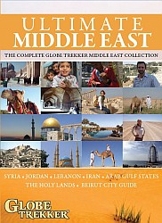 Ultimate Middle East - Travel Video.  DVD.  Globe Trekker.  (6 Shows - 2 Discs)
