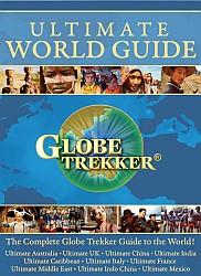 Ultimate World Guide - Travel Video.  DVD.  Globe Trekker.  3 Hours. (10-Shows)